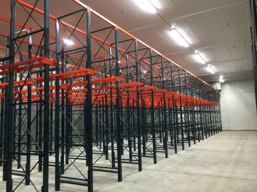 Drive-In Pallet Rack (refurbished) - 180 pallet positions