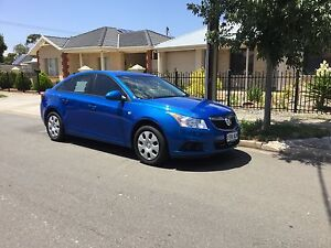 2011 Holden Cruze Sedan Angle Park Port Adelaide Area Preview