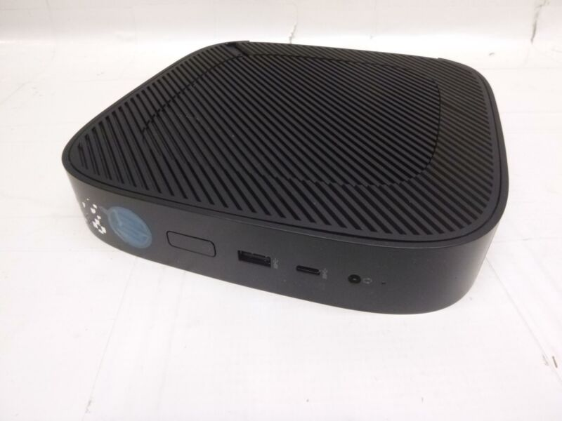 HP T530 Thin Client AMD G-Series GX-215JJ @ 1.5Ghz / 4GB Ram / See notes#
