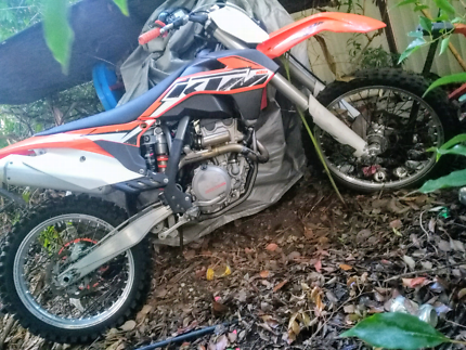 2014 KTM 250 SX-F Auburn Auburn Area Preview