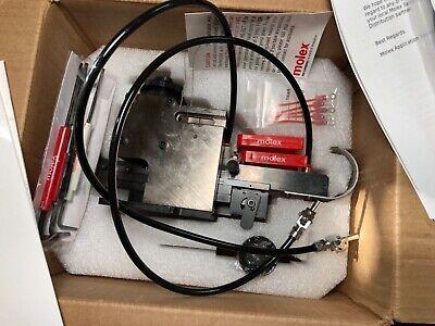 Molex 0638851300 Tool Press Applicator 18-22awg Crimpers Applicators Presses