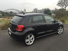 2013 Volkswagen Polo 77TSI Comfortline 6R Manual (MY14) Neutral Bay North Sydney Area Preview