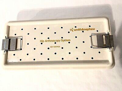 Smith And Nephew Dyonics Acufex Hip Arthroscopy Instruments Wtray