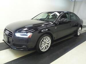 2016 Audi A4 2.0T S-LINE KOMFORT+ ~ ONE OWNER ~ 86KMS !!