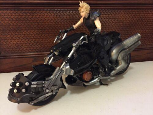 Final Fantasy VII Remake 1st Class Edition Cloud Strife & Hardy Daytona Play KAI