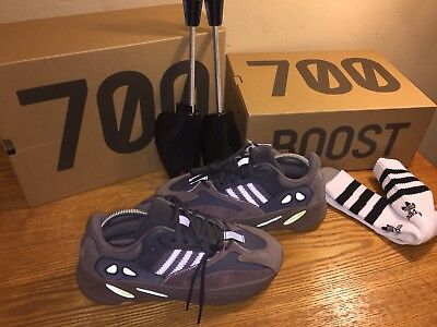 Adidas Yeezy Boost 700 Wave Runner Sz 14 350 V2 Mauve Calabasas Kanye West for sale  Shipping to Canada