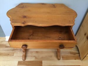 Antique Desk / Side Table / Night Stand