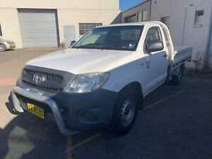 TOYOTA HILUX C/CHASS 2009 MODEL Mittagong Bowral Area Preview