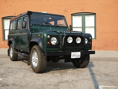 "1984 Land Rover Defender 109 Series III RAREST RAREST 1984 Series III Land Rover Defender 109"" 5-door Station Wagon"
