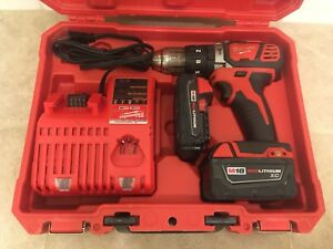 "MILWAUKEE ""lM18 Cordless Compact Hammer Drill"