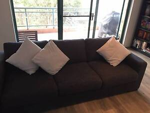 Freedom 'SIGNATURE' 3 Seat Sofa Miranda Sutherland Area Preview