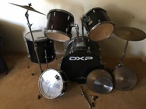 Drum kit - not complete Canning Vale Canning Area Preview