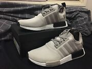 Adidas NMD R1 Ash/White-Burgundy US 11.5 Forest Lake Brisbane South West Preview