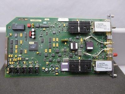Hp 16534a Digital Oscope Module2 Chdc-500 Mhz 2gsasoption 8ze Facrefurb