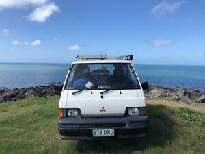 Mitsubishi Campervan FULL EQUIPMENT