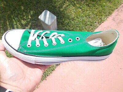 CONVERSE CHUCK TAYLOR ALL STAR OX Celtic Green size 11.5  Men's new no Box