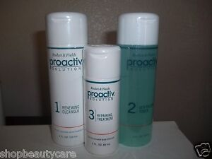 PROACTIV -PROACTIVE 3 Pcs Kit 60 Day NEW FORMULA-FREE SHIPPING