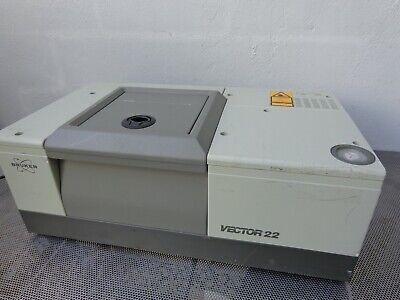 Bruker Vector 22 Ftir Spectrometer Ps15 Ft-ir