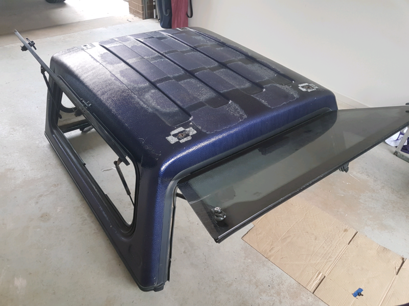 1 of 3 & 2002 Toyota Hilux Canopy | Auto Body parts | Gumtree Australia ...