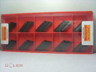10x Sandvik Knux 5423934.7oz12 4225 Indexable Inserts Carbide Inserts