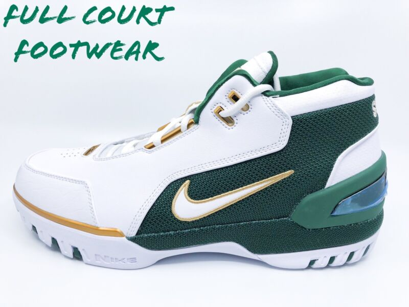 save off aeb33 d903b Details about Nike Air Zoom Generation SVSM QS LeBron James SIZE 13