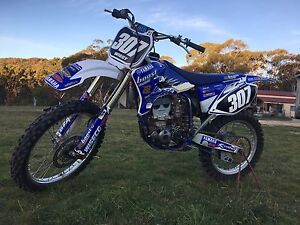 2005 YZ250F Bowenfels Lithgow Area Preview