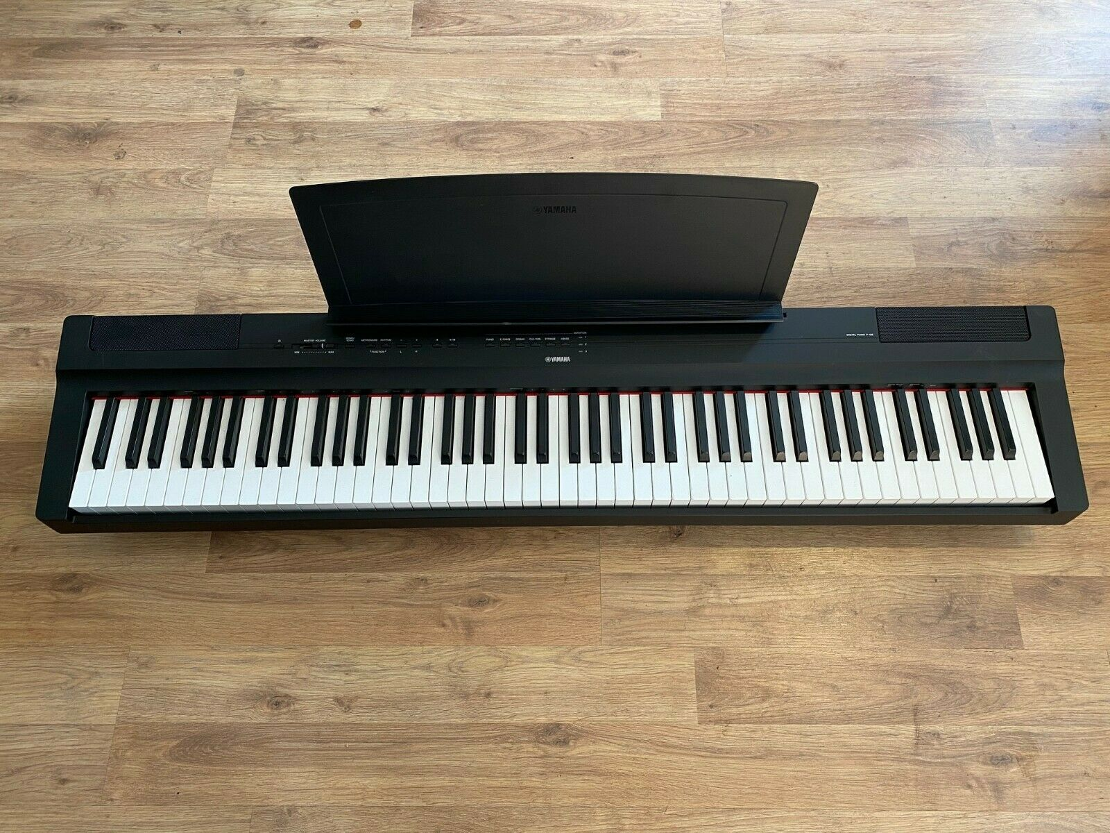 Yamaha Digital Piano P-125 B