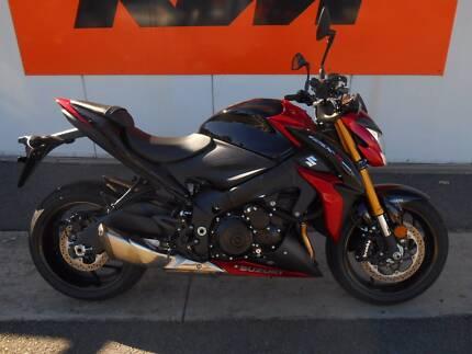 SUZUKI GSXS1000L8 (Ex Demo, Only 120 Kms!)