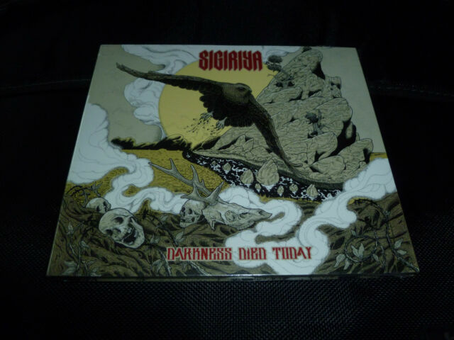 Sigiriya - Darkness Died Today (SEALED NEW CD 2014) ACRIMONY BLACK EYE RIOT