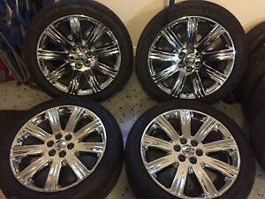 "22"" Ford F150  wheels & tires Ford Expedition"