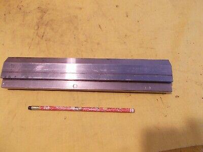 12 Oal X 32 Degree Press Brake Die Metal Bending Fab Shop Tool