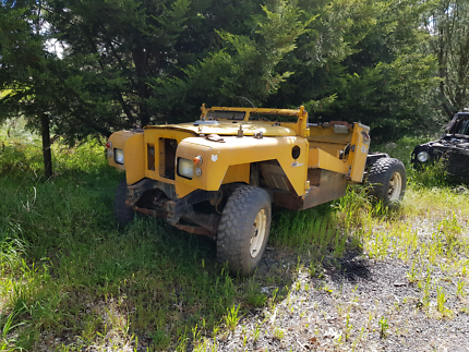 Series 3 land rover V8 ute project