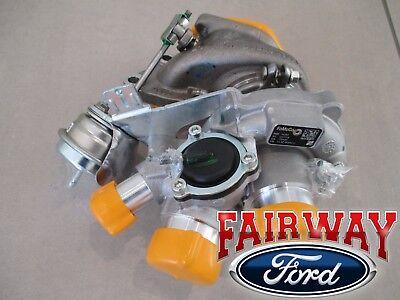 11 thru 12 F-150 OEM Genuine Ford Turbocharger 3.5L Ecoboost LEFT DRIVER - New