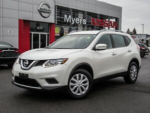 2015 Nissan Rogue S, BACK UP CAMERA, HEATED MIRRORS, ECO/SPORT