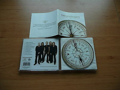 Cd Reo Speedwagon   Find Your Own Way Home   Speedwagon Records 2007   Aor Usa