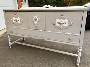 Vintage 1920's Buffet Server Excellent Condition Free Delivery