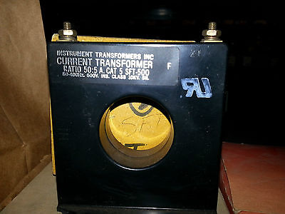 Greenlee Tool 5sft Current Transformer Closed Core 600v.