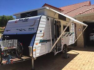 Caravan pop top New Age Wallaby 15E Doubleview Stirling Area Preview
