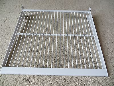 sub zero refrigerator freezer Adjustable Wire Shelf model 532 48 inch White Adjustable Freezer Shelf