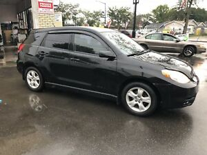 2004 Toyota Matrix XR/ 5 Speed Manual Transmission