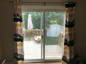 Ikea curtains