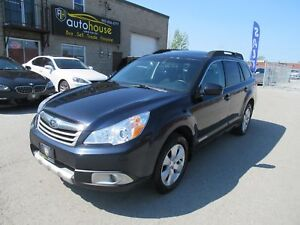 2012 Subaru Outback 2.5i Convenience Package 6 Speed manual,A...