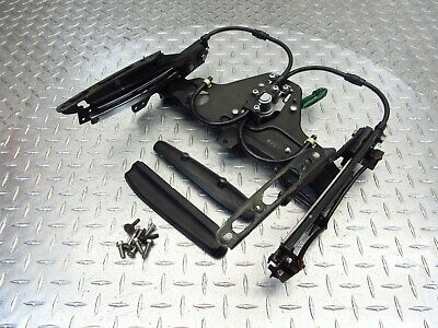 2007 03-09 Honda ST1300 ST1300P OEM Windshield Screen Adjuster Bracket Motor Lot