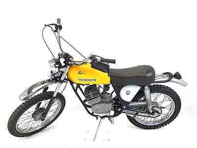Tecnomoto Trail 50 - 1973 stunning sports moped
