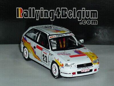 1/43 IXO Opel Astra Gsi #23 Rally Tour de Corse 1995 Loix RAC197