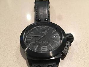 TW Steel Canteen Steel & Leather Strap Watch 45MM New Farm Brisbane North East Preview