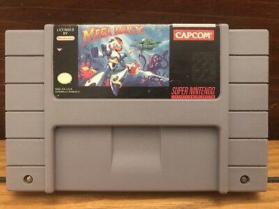 Mega Man X  Super Nintendo Entertainment System  1993