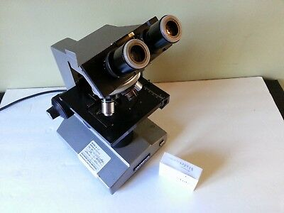 Olympus Cha Binocular Microscope Wf10x4xbf10x40x Free Slides Price Reduced