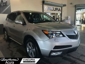 2012 Acura MDX Tech Package, AWD, Backup Camera, Bluetooth, 3rd