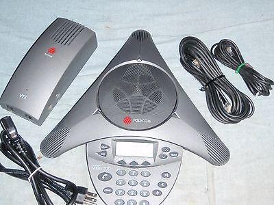 Polycom Ss Vtx1000 Conference 2201-07142-601 Wwall Module Refurb Warranty